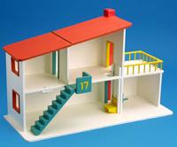 selber bauen ein puppenhaus zum nachbauen. Black Bedroom Furniture Sets. Home Design Ideas