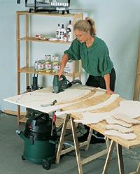 originelle schaukel f r kinder selber bauen. Black Bedroom Furniture Sets. Home Design Ideas